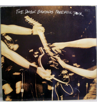 The Doobie Brothers - Farewell Tour (2xLP, Album, Gat) mesvinyles.fr