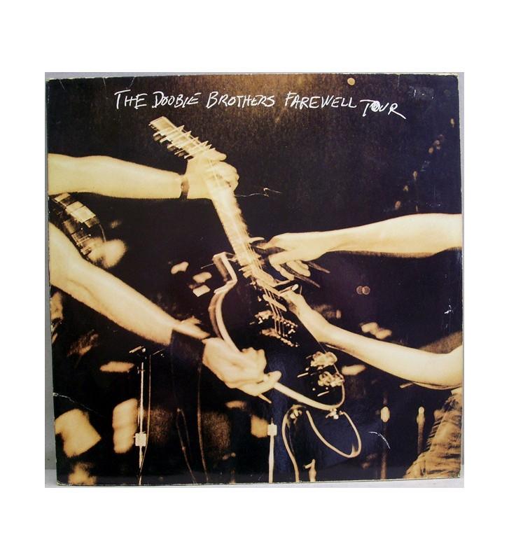 The Doobie Brothers - Farewell Tour (2xLP, Album, Gat) mesvinyles.fr