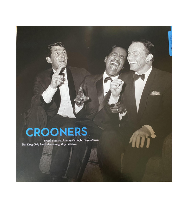 """Various - Crooners  (12"""", Comp, S/Edition) mesvinyles.fr"""