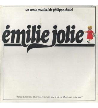 Philippe Chatel – Émilie Jolie mesvinyles.fr