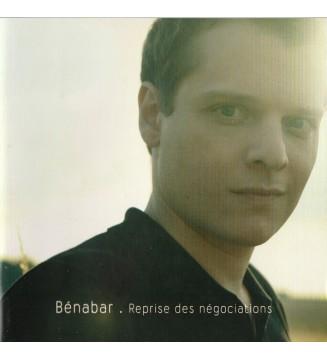 Bénabar – Reprise Des Négociations mesvinyles.fr