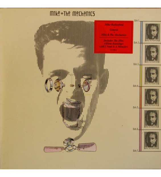 Mike + The Mechanics* - Mike + The Mechanics (LP, Album)