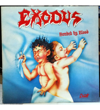 Exodus (6) - Bonded By Blood (LP, Album) mesvinyles.fr