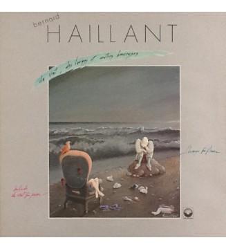Bernard Haillant - Du Vent, Des Larmes Et Autres Berceuses (LP, Album, Gat) mesvinyles.fr