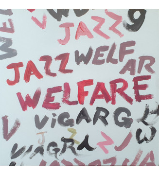 Viagra Boys - Welfare Jazz (LP, Album, Ltd, Whi) mesvinyles.fr