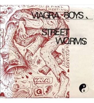 Viagra Boys - Street Worms (LP, Album, RE, Cle) mesvinyles.fr