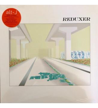 Alt-J - Reduxer (LP, Album, Whi) mesvinyles.fr