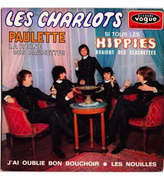 """Les Charlots - Paulette, La Reine Des Paupiettes (7"""", EP) mesvinyles.fr"""