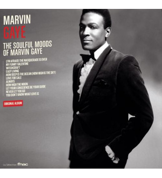 The Soulful Moods Of Marvin Gaye mesvinyles.fr
