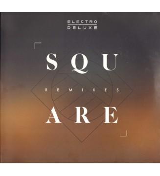 """Electro Deluxe - Square Remixes (12"""", EP) mesvinyles.fr"""