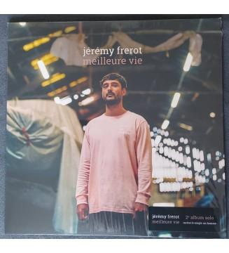 Jérémy Frerot* - Meilleure Vie (LP, Album, Ltd, Pin) mesvinyles.fr