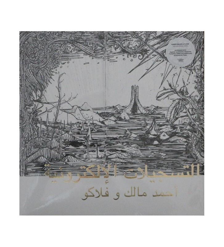 اًحمد مالك* و فلاكو*  Ahmed Malek & Flako - التسجيلات الإلكترونية  The Electronic Tapes  (LP, Album, Comp) mesvinyles.fr