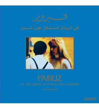 فيروز*  Fairuz - في الرويال فستفال هول لندن  At The Royal Festival Hall London (Live Recording) (LP, Album, RE, RM, 180) mesviny