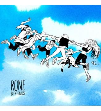 Rone - Rone & Friends (LP, Ltd, Rec) mesvinyles.fr