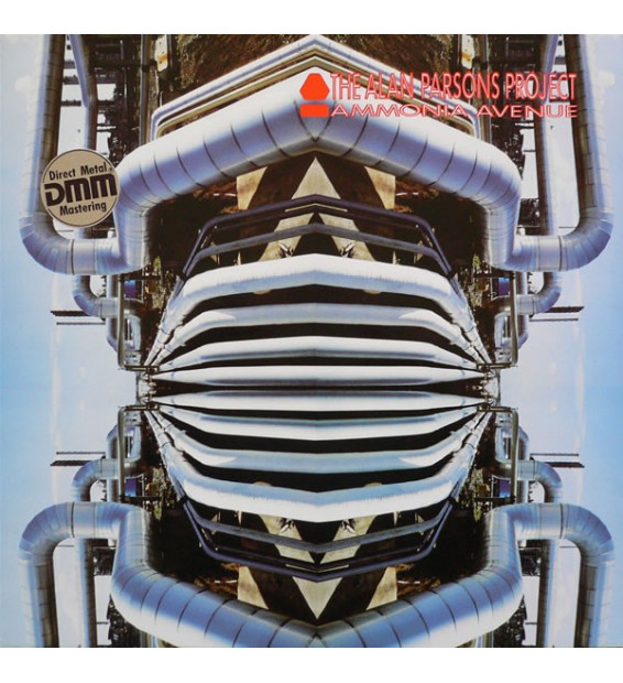 The Alan Parsons Project - Ammonia Avenue (LP, Album)