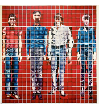 Talking Heads - More Songs About Buildings And Food (LP, Album, Ltd, RE, RP, Red) mesvinyles.fr