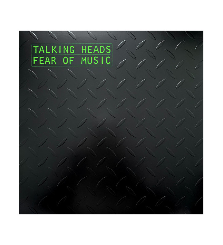 Talking Heads - Fear Of Music (LP, Album, Ltd, RE, RP, Sil) mesvinyles.fr