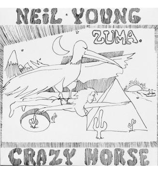 Neil Young & Crazy Horse - Zuma (LP, Album, RE) mesvinyles.fr