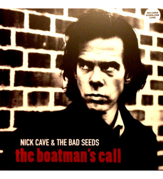 Nick Cave & The Bad Seeds - The Boatman's Call (LP, Album, RE) mesvinyles.fr