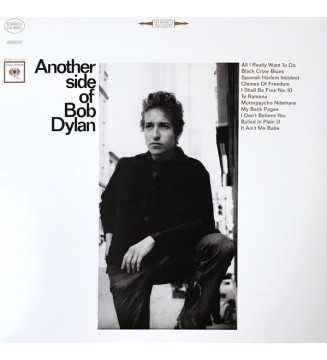 Bob Dylan - Another Side Of Bob Dylan (LP, Album, Mono, RE, 180) mesvinyles.fr