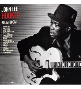 John Lee Hooker - Boom Boom (LP, Comp, RM, S/Edition) mesvinyles.fr