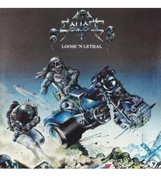 Savage (7) - Loose 'N Lethal (LP, Album) mesvinyles.fr