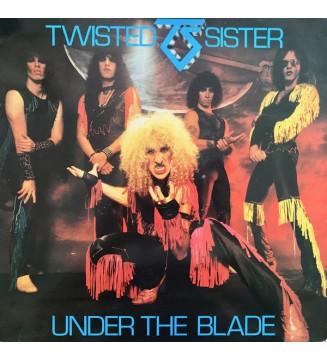 Twisted Sister - Under The Blade (LP, Album) mesvinyles.fr