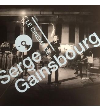 Serge Gainsbourg - Le Cinéma De Serge Gainsbourg (LP, Comp, 180) mesvinyles.fr