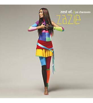 Zazie - Zest Of. 20 Chansons (2xLP, Comp) mesvinyles.fr