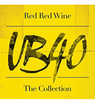 UB40 - Red Red Wine (The Collection) (LP, Comp) mesvinyles.fr