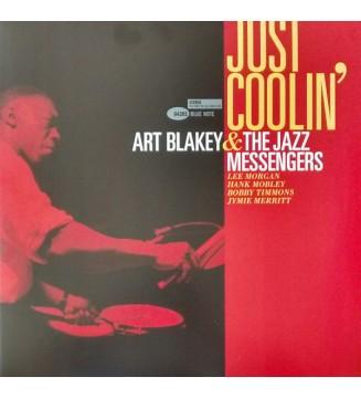 Art Blakey & The Jazz Messengers - Just Coolin' (LP, Album) mesvinyles.fr