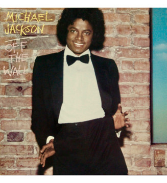 Michael Jackson - Off The Wall (LP, Album, RE, Gat) mesvinyles.fr