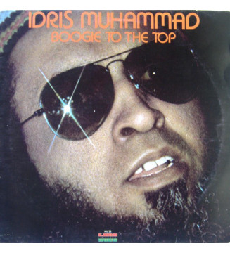 Idris Muhammad - Boogie To The Top (LP, Album) mesvinyles.fr