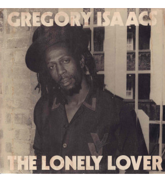 Gregory Isaacs - The Lonely Lover (LP, Album) mesvinyles.fr
