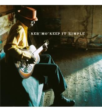 Keb' Mo'* - Keep It Simple (LP, Album, 180) mesvinyles.fr