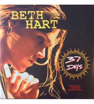 Beth Hart - 37 Days (2xLP, Album, Ltd, RE, 180) mesvinyles.fr