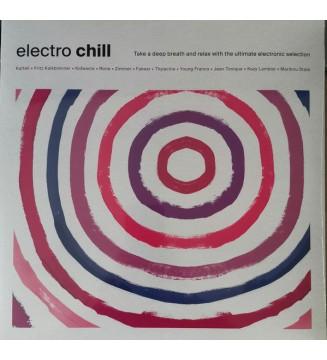 Various - Electro Chill (LP, Album, Comp) mesvinyles.fr