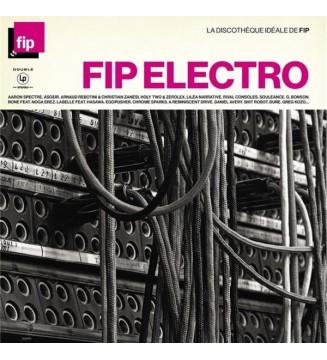 Various - Fip Electro - La Discothèque Idéale de FIP (2xLP, Comp) mesvinyles.fr