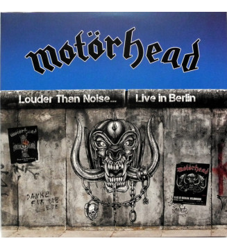 Motörhead - Louder Than Noise... Live In Berlin (2xLP, Album) mesvinyles.fr