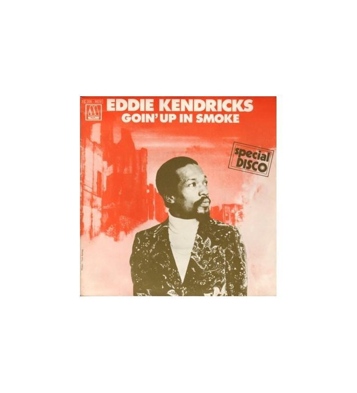 Eddie Kendricks - Goin' Up In Smoke / Sweet Tenderoni mesvinyles.fr