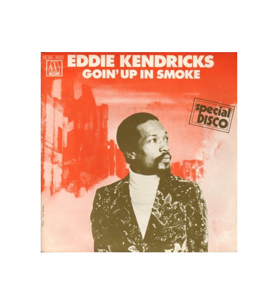 Eddie Kendricks - Goin' Up In Smoke / Sweet Tenderoni mesvinyles.fr