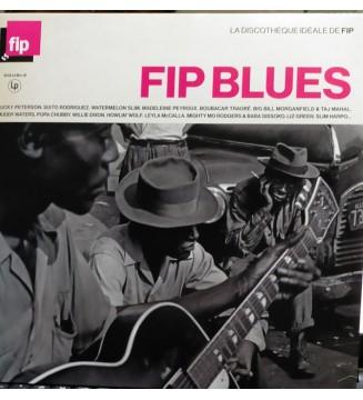 Various - FIP Blues (2xLP, Comp) mesvinyles.fr