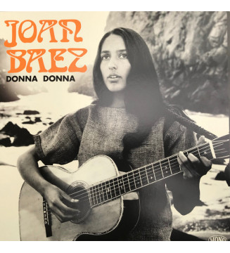 Joan Baez - Donna Donna (LP, Comp, RE, RM) mesvinyles.fr