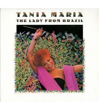 Tania Maria - The Lady From Brazil (LP, Album) mesvinyles.fr