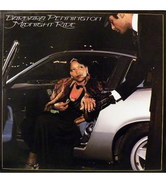Barbara Pennington - Midnight Ride (LP, Album) mesvinyles.fr