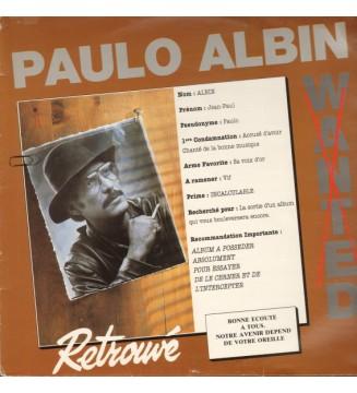 Paulo Albin* - Retrouvé (LP) mesvinyles.fr