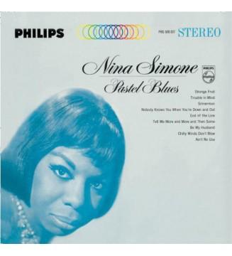 Nina Simone - Pastel Blues (LP, Album, RE, 180) mesvinyles.fr