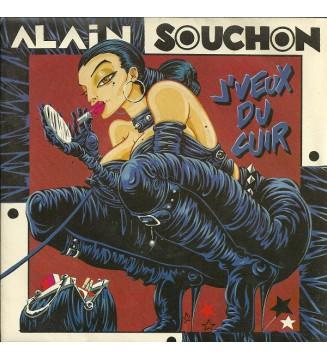 """Alain Souchon - J'Veux Du Cuir (7"""", Single) mesvinyles.fr"""