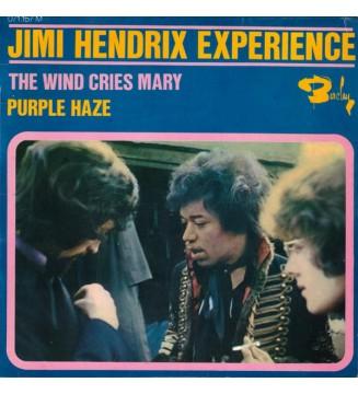 "Jimi Hendrix Experience* - The Wind Cries Mary / Purple Haze (7"", EP) mesvinyles.fr"