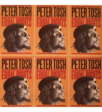 Peter Tosh - Equal Rights (LP, Album, RP) mesvinyles.fr